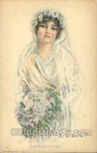 xrt018023 - Alice Luella Fidler (USA) Artist Signed Postcard Postcards