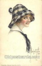 xrt018026 - Alice Luella Fidler (USA) Artist Signed Postcard Postcards