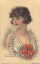 xrt018034 - Alice Luella Fidler (USA) Artist Signed Postcard Postcards