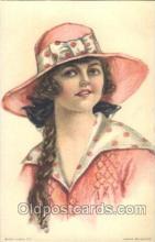 xrt018036 - Alice Luella Fidler (USA) Artist Signed Postcard Postcards