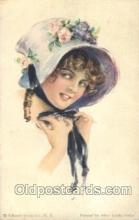 xrt018047 - Alice Luella Fidler (USA) Artist Signed Postcard Postcards