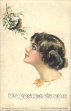 xrt018050 - Alice Luella Fidler (USA) Artist Signed Postcard Postcards