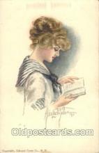 xrt018053 - Alice Luella Fidler (USA) Artist Signed Postcard Postcards