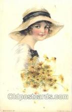 xrt018057 - Alice Luella Fidler (USA) Artist Signed Postcard Postcards