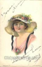 xrt018058 - Alice Luella Fidler (USA) Artist Signed Postcard Postcards