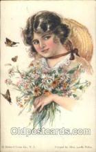 xrt018061 - Alice Luella Fidler (USA) Artist Signed Postcard Postcards