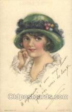 xrt018065 - Alice Luella Fidler (USA) Artist Signed Postcard Postcards