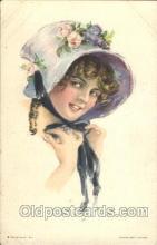 xrt018066 - Alice Luella Fidler (USA) Artist Signed Postcard Postcards