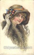xrt018070 - Alice Luella Fidler (USA) Artist Signed Postcard Postcards