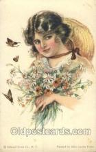xrt018073 - Alice Luella Fidler (USA) Artist Signed Postcard Postcards