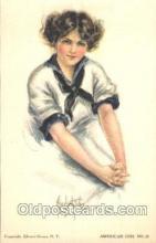 xrt018076 - Alice Luella Fidler (USA) Artist Signed Postcard Postcards