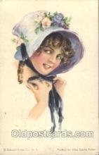 xrt018080 - Alice Luella Fidler (USA) Artist Signed Postcard Postcards