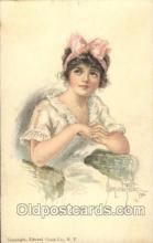 xrt018084 - Alice Luella Fidler (USA) Artist Signed Postcard Postcards