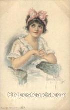 xrt018088 - Alice Luella Fidler (USA) Artist Signed Postcard Postcards