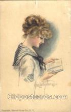 xrt018089 - Alice Luella Fidler (USA) Artist Signed Postcard Postcards