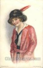 xrt018092 - Alice Luella Fidler (USA) Artist Signed Postcard Postcards