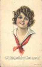 xrt018095 - Alice Luella Fidler (USA) Artist Signed Postcard Postcards