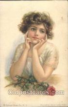 xrt018098 - Alice Luella Fidler (USA) Artist Signed Postcard Postcards
