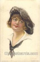 xrt018099 - Alice Luella Fidler (USA) Artist Signed Postcard Postcards