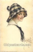 xrt018104 - Alice Luella Fidler (USA) Artist Signed Postcard Postcards