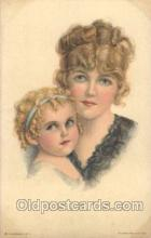 xrt018105 - Alice Luella Fidler (USA) Artist Signed Postcard Postcards