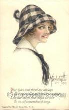 xrt018111 - Alice Luella Fidler (USA) Artist Signed Postcard Postcards