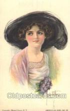xrt018113 - Alice Luella Fidler (USA) Artist Signed Postcard Postcards