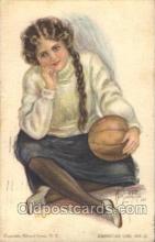 xrt018116 - Alice Luella Fidler (USA) Artist Signed Postcard Postcards