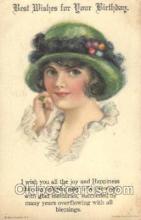 xrt018122 - Alice Luella Fidler (USA) Artist Signed Postcard Postcards