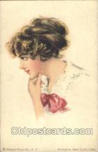 xrt018123 - Alice Luella Fidler (USA) Artist Signed Postcard Postcards