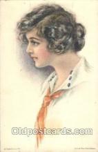 xrt020001 - Pearl Eugenia Fidler,  Artist Signed Postcard Postcards