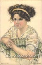 xrt020003 - Pearl Eugenia Fidler,  Artist Signed Postcard Postcards