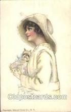 xrt020005 - Pearl Eugenia Fidler,  Artist Signed Postcard Postcards