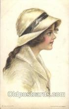 xrt020008 - Pearl Eugenia Fidler,  Artist Signed Postcard Postcards