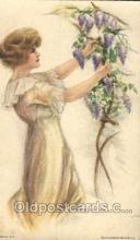 xrt020009 - Pearl Eugenia Fidler,  Artist Signed Postcard Postcards