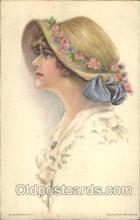 xrt020010 - Pearl Eugenia Fidler,  Artist Signed Postcard Postcards