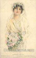xrt020016 - Pearl Eugenia Fidler,  Artist Signed Postcard Postcards