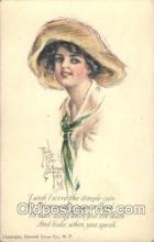 xrt020018 - Pearl Eugenia Fidler,  Artist Signed Postcard Postcards