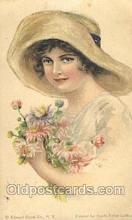 xrt020023 - Pearl Eugenia Fidler,  Artist Signed Postcard Postcards