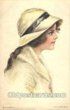 xrt020026 - Pearl Eugenia Fidler,  Artist Signed Postcard Postcards