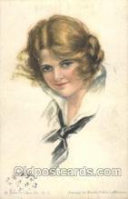 xrt020027 - Pearl Eugenia Fidler,  Artist Signed Postcard Postcards