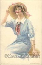 xrt020029 - Pearl Eugenia Fidler,  Artist Signed Postcard Postcards