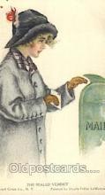 xrt020031 - Pearl Eugenia Fidler,  Artist Signed Postcard Postcards