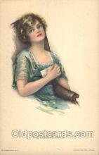 xrt020038 - Pearl Eugenia Fidler,  Artist Signed Postcard Postcards