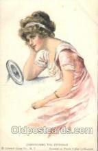 xrt020047 - Pearl Eugenia Fidler,  Artist Signed Postcard Postcards