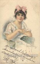 xrt020048 - Pearl Eugenia Fidler,  Artist Signed Postcard Postcards