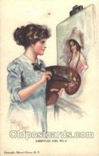 xrt020054 - Pearl Eugenia Fidler,  Artist Signed Postcard Postcards