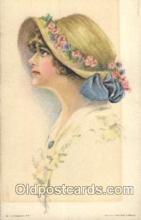 xrt020058 - Pearl Eugenia Fidler,  Artist Signed Postcard Postcards