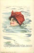 xrt020063 - Pearl Eugenia Fidler,  Artist Signed Postcard Postcards