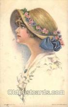 xrt020064 - Pearl Eugenia Fidler,  Artist Signed Postcard Postcards